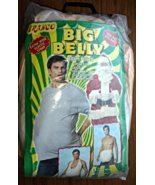 Santa costume Tummy Insert or Fat Man Fat Lady Pregnant Belly Stuffing - $22.99