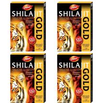 DABUR SHILAJIT GOLD 10-100 CAPS FOR VIGOUR & STAMINA AYURVEDIC SUPPLEMENT - $7.42+