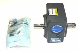 NEW BOSTON GEAR 721-30-H SERIES 700 REDUCER MOTOR INPUT .99 HP, OUTPUT 871 LB IN