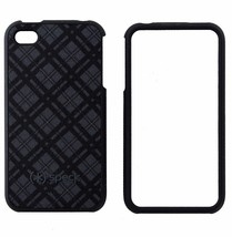 Speck Fitted iPhone Case for Apple iPhone 4 4S - Black * SPK-A0032 - £4.08 GBP