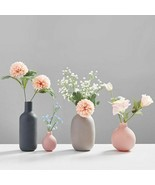 Vases Flowers Home Nordic Ceramic Decoration Modern Living Room Decorations - $21.67+
