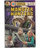 Monster Hunters #9 - $4.00