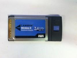 Linksys WPC11 Version 4 Wireless B Network Adapter 2.4GHz 802.11b PCMCIA - $10.00