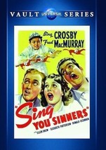 Sing You Sinners [New DVD] Manufactured On Demand, NTSC Format - $41.80