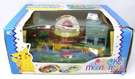 Pocket Monsters by TOMY (Pokemon Mate) Chibi Pokehouse Deluxe Type Ninte... - $88.81