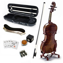 SKY AA+ Maple 4/4 Size VN512 Violin Grand Master Series Professional Fid... - $699.99