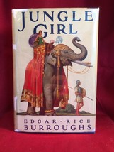 JUNGLE GIRL 1st edition in authentic 1st ed. dust jacket - Edgar Rice Bu... - $1,225.00