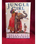 JUNGLE GIRL 1st edition in authentic 1st ed. dust jacket - Edgar Rice Bu... - $1,550.00