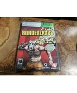 Microsoft Xbox 360 - Complete in box - Borderlands - $8.90