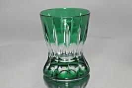 Faberge Emerald Green Shot Glass - $115.00