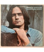 James Taylor  -  Sweet Baby James LP Vinyl Record Album, Warner Bros. Re... - $9.95