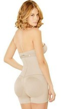 Diane 2389 Extra Firm Control Strapless Open Bust Shapewear Bodysuit MOL... - $59.84
