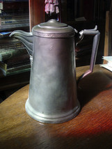 Jack London's Coffee Pot with letters of provenance UNIQUE-HISTORIC ONE ... - $3,038.00