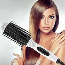 Hair Electric Straightener Comb Anti-scald Curling Irons Curler Styling Tools - $16.14+
