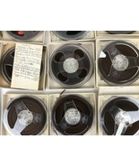 "Reel To Reel Tape Mix Lot 26 Pre Owned 11 7"" 15 5"" - $138.59"