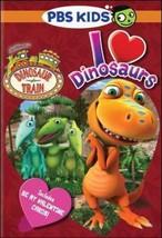 Dinosaur Train: I Love Dinosaurs [New DVD] - $20.80