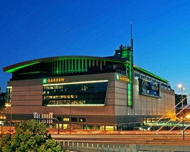 BOSTON TD GARDEN 8X10 PHOTO PICTURE  BOSTON BRUINS BOSTON CELTICS HOCKEY... - $3.95