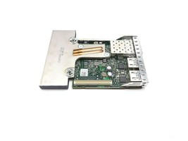 Dell 165T0 Broadcom 57800S 2x10G Quad Port Network Daughter Card - $49.06