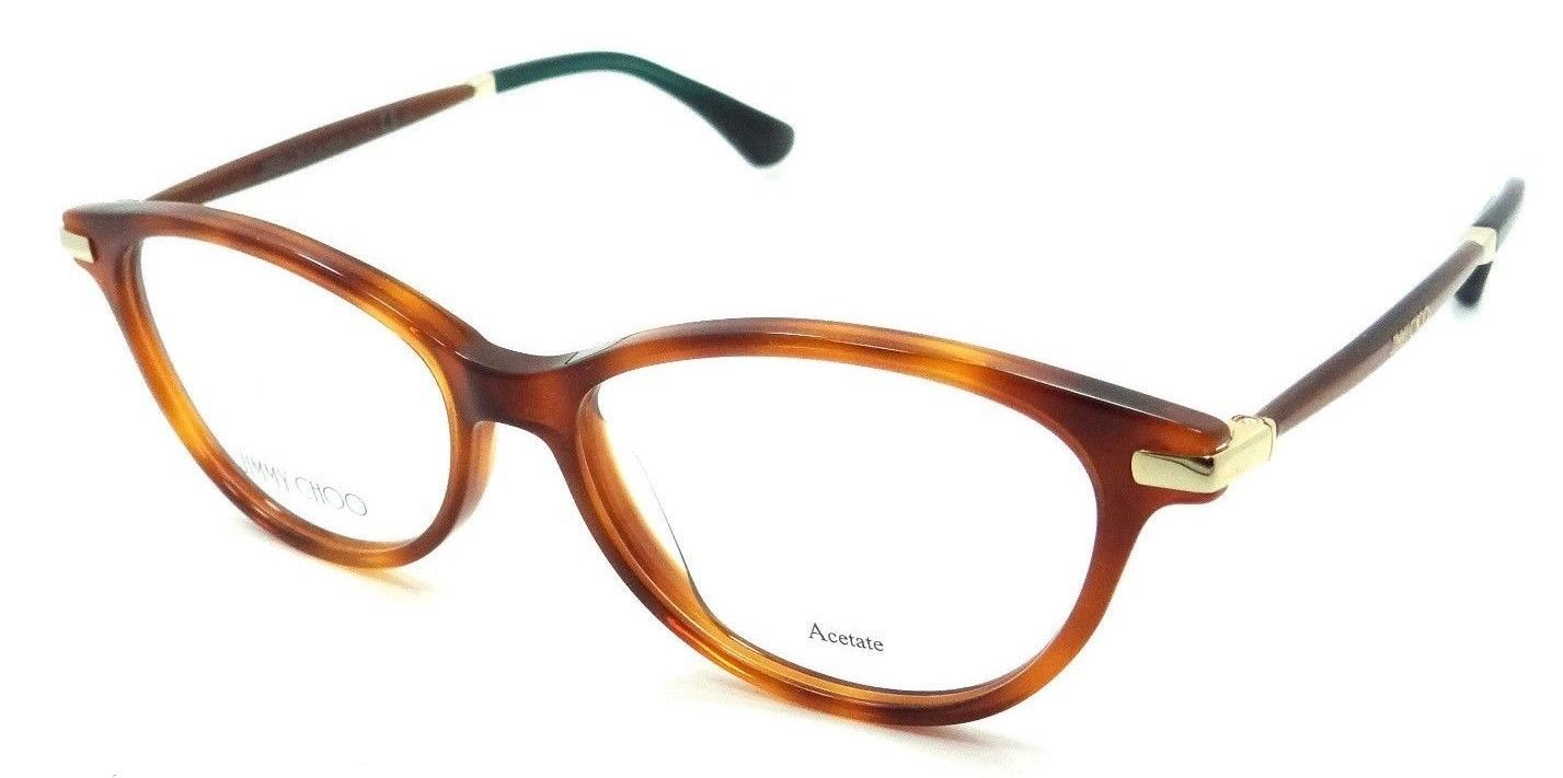 4ac1e6185e Jimmy Choo Rx Eyeglasses Frames JC 153 QAN and 49 similar items. 57