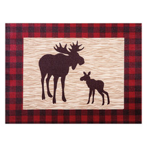 Trend Lab Northwoods Moose Canvas Wall Art - $32.68