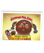 Garbage Pail Kids sticker trading card 1986 Topps #139a Double Iris - $4.00