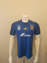 NWT TIGRES UANL FAN AWAY  JERSEY SEASON 2017-2018 6 STAR'S SIZE S TO 2XL - $44.99
