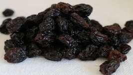 RAISINS BLACK 2 LBS. FREE SHIPPING!! - $12.67