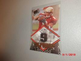 2000 Press Pass 'BIG NUMBERS' Die-Cut Peter Warrick -Florida State Seminoles-RC- - $2.97