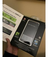 TracFone LG Journey Prepaid Cell Phone black USA seller brand new - $48.51