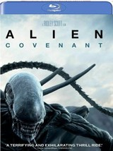 Alien: Covenant [Blu-ray/DVD, 2017]