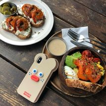 Brunch Brother iPhone X Silicon Case Cover Skin Protector Version 1 (Toast) image 6