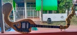 Thai Isan Phin mandolin folk, electric plucked string music instrument, ... - $242.55