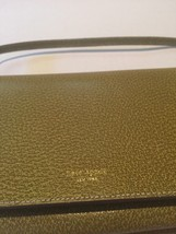 Kate Spade Purse Evening Made In Italy Green - $142.49