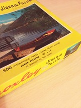 """Vintage 50s Milton Bradley Croxley Jigsaw Puzzle- #4611 """"A Day for Dreaming""""  image 7"""