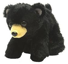 Wild Republic Black Bear Plush, Stuffed Animal, Plush Toy, Gifts for Kid... - $15.54