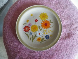 Wards salad plate (Fiesta) 2 available - $3.17