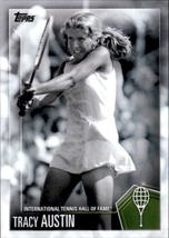 Tracy Austin 2019 Topps International Tennis Hall Of Fame Card #26 - $4.00