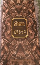 Urban Decay Game of Thrones Eyeshadow Palette Limited Edition Brand New in Box - $59.00