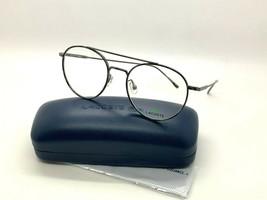 Lacoste Eyeglasses L2250 033 Gunmetal Spotted 52-19-145MM Brand New W Case - $48.47