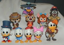 Nuevo Disney Tarde Mystery Minis Funko Elige Ducktales Darkwing Chip Baloo - $4.98