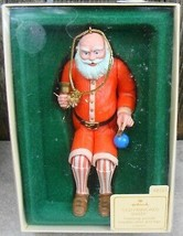 Hallmark Keepsake Ornament 1983 Old Fashioned Santa Vintage Movable Arms... - $60.00