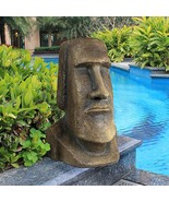 Easter Island Ahu Akivi Moai Monolith Statue: Extra Large - $386.46