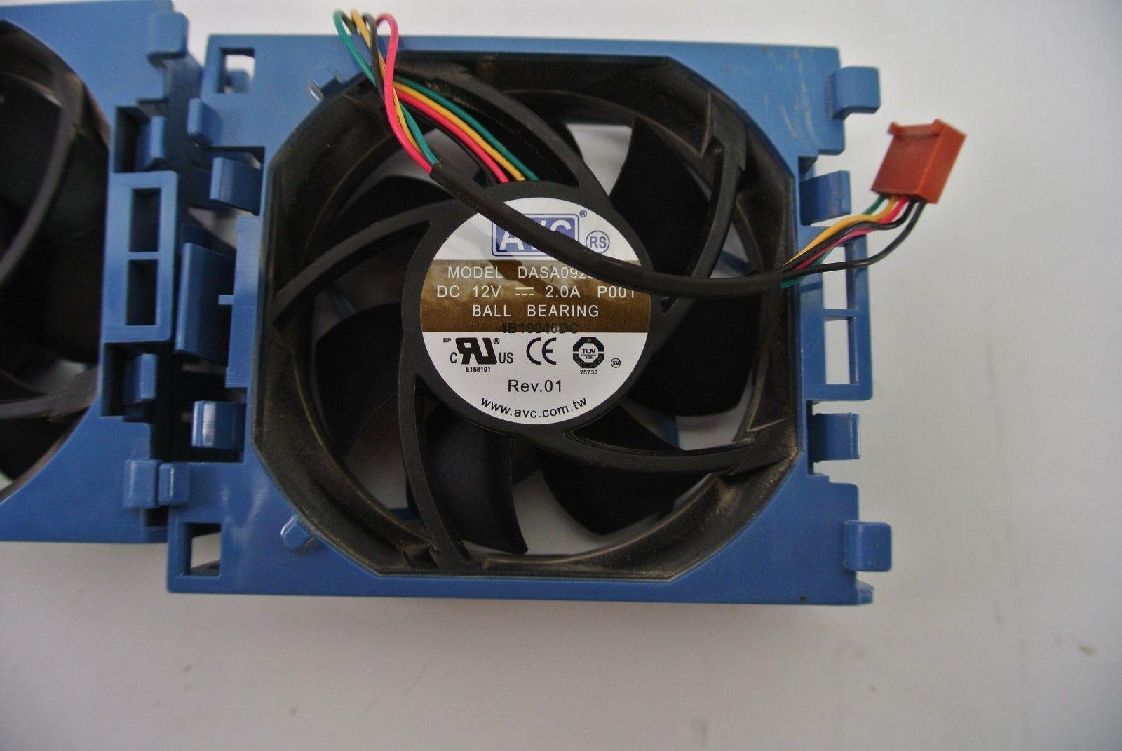 Lot of 5 HP Proliant DL380 G3 Hot-Swap Fan 279036-001