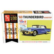 Skill 2 Model Kit 1960 Ford Thunderbird Hardtop Scale Stars 1/32 Scale Model  - $44.54