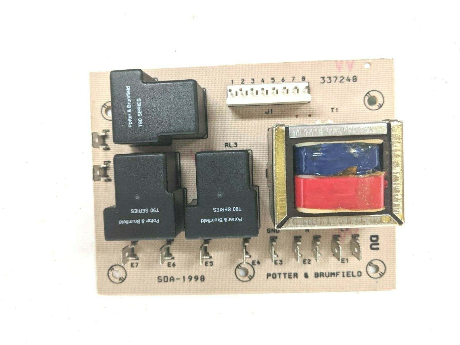 Primary image for  FSP Relay Board 4338554
