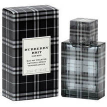 Burberry Brit For Men, EDT Spray - $65.00