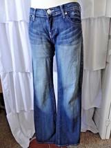 Rock & Republic Women's Jeans Blue Medium Wash Madrid Boot Cut SZ 28 / 6 - $25.25
