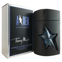 Angel Amen by Thierry Mugler 3.4 oz EDT REFILLABLE Rubber Spray Cologne ... - $76.99