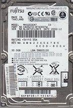 """Fujitsu MHS2030AT 30GB UDMA/100 IDE 4200RPM 2MB 2.5"""" Notebook Hard Drive"""
