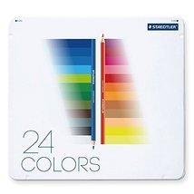 Staedtler Colored Pencil Noris Club 145 M 24 - 1 24 Color - $19.00